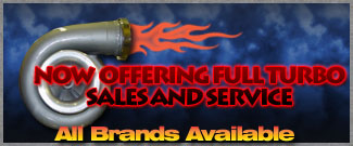 Full Turbo Sales and Service